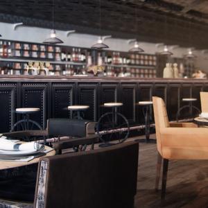 Дизайн кафе, баров, ресторанов - 2