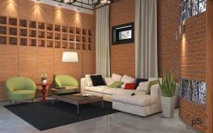 Дизайн интерьера квартиры в скандинавском стиле 10