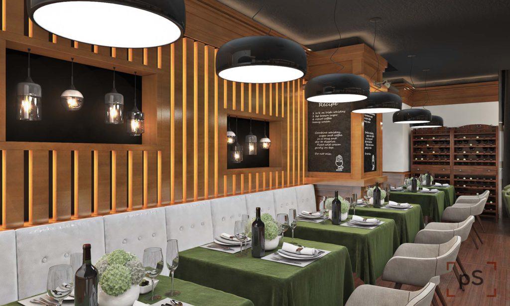 Дизайн ресторанов1