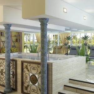Дизайн загородного дома - 1