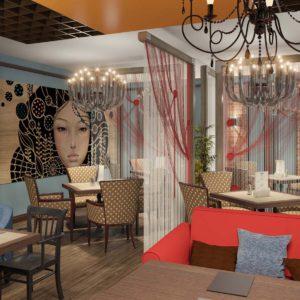 Дизайн ресторана - 3