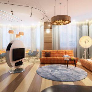 Дизайн загородного дома - 3