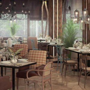 Дизайн ресторана - 2