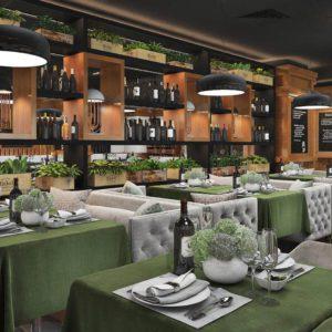 Дизайн кафе, баров, ресторанов - 3