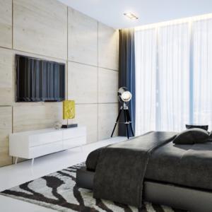 Дизайн однокомнатной квартиры - 1