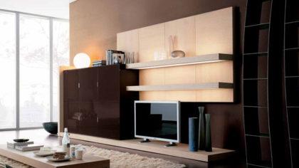 План расстановки мебели, светильников и выключателей 11