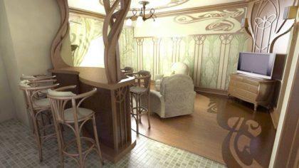Особенности дизайна мебели 11