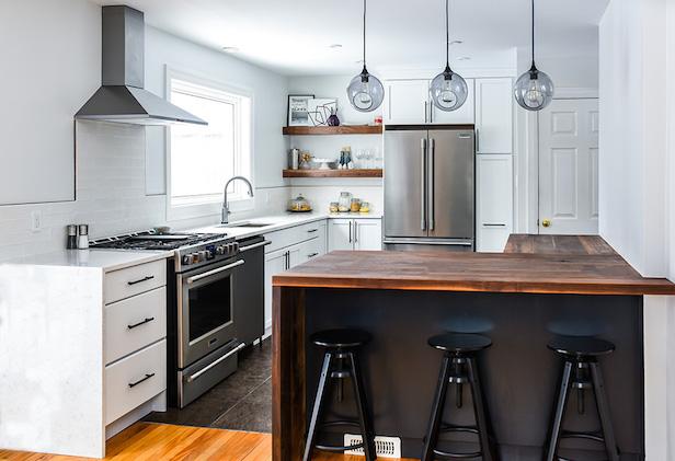 Дизайн кухни в 2016 году