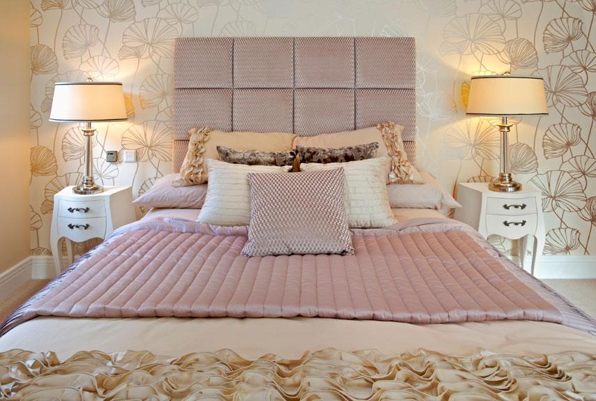 Дизайн спальни в 2016 году